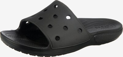 Crocs Classic  Slide Komfort-Pantoletten in schwarz, Produktansicht