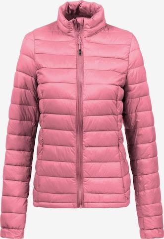 Whistler Between-Season Jacket 'Tepic' in Pink