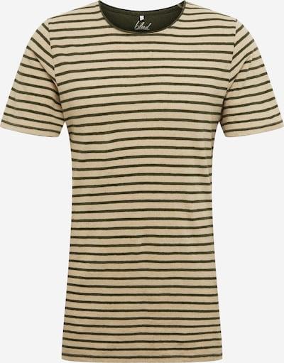 bleed clothing T-Shirt en vert / blanc cassé, Vue avec produit