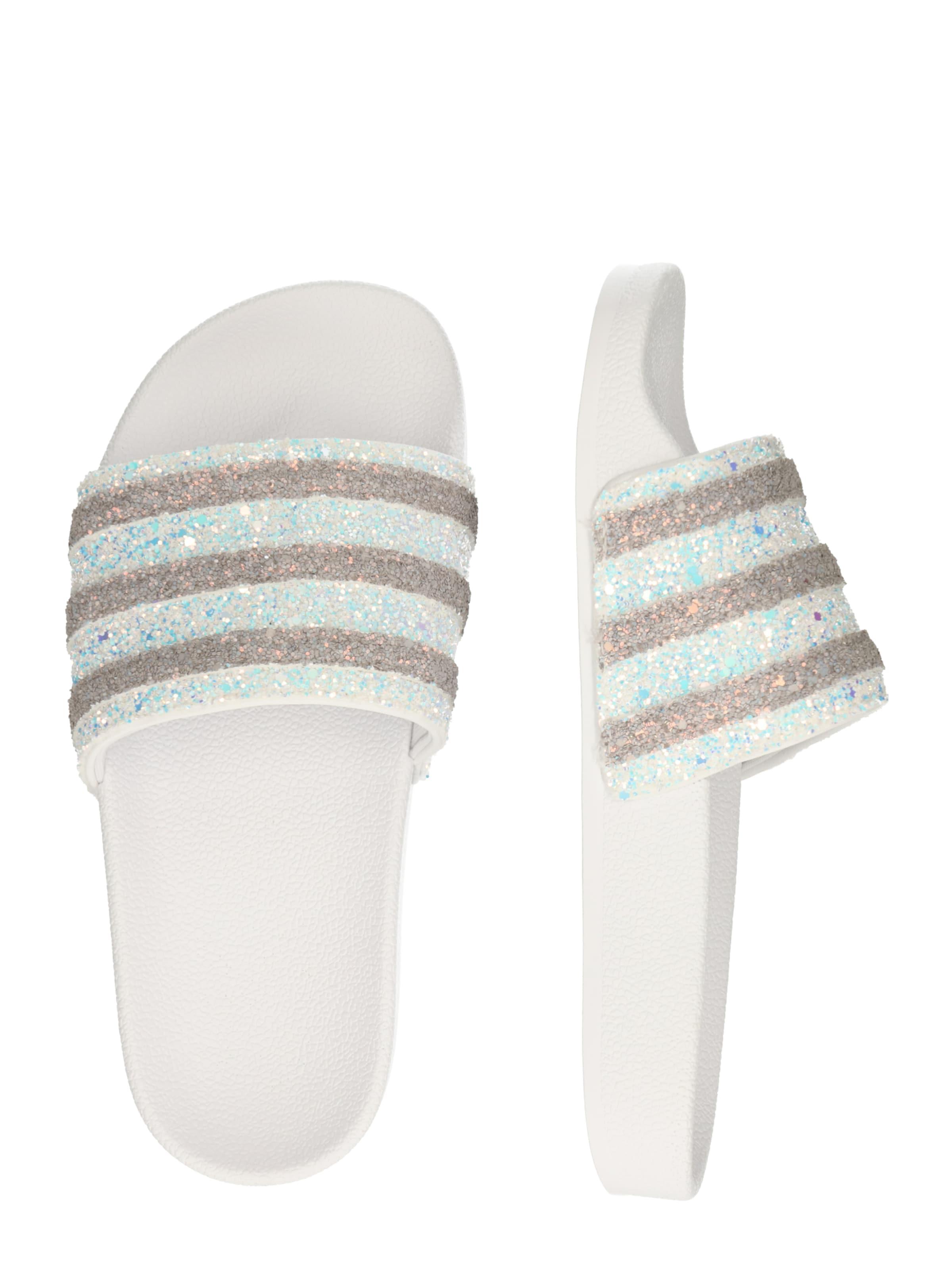 W' 'adilette Weiß In Adidas Originals Slipper wOvmyNn0P8