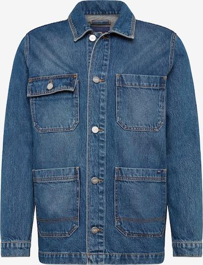 WOOD WOOD Veste mi-saison 'Gavin jacket' en bleu denim, Vue avec produit