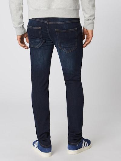INDICODE JEANS Jeans 'Pitsburg' in dunkelblau: Rückansicht