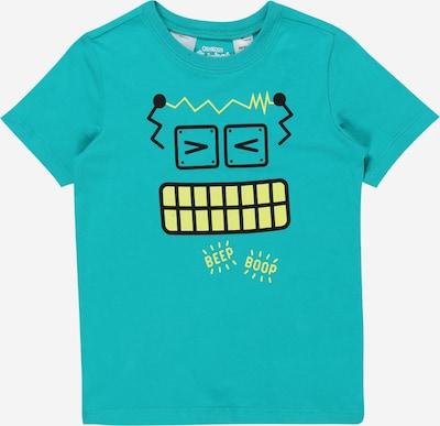 OshKosh Shirt 'BEEP BOOP' in türkis, Produktansicht