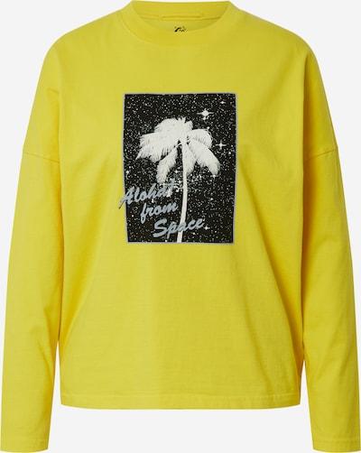 QUIKSILVER Shirt 'BOXYTEELS' in gelb, Produktansicht