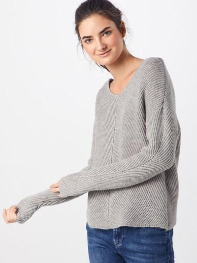 VERO MODA Svetr 'Buena Lena' - šedý melír, Model/ka