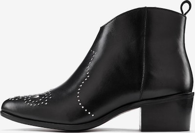 LASCANA Ankle boots in Black / Silver, Item view