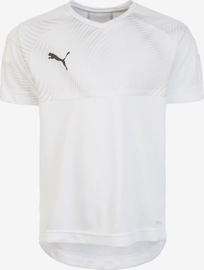 PUMA Trikot 'Cup' in grau / weiß, Produktansicht