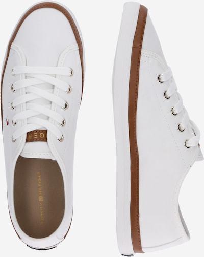 Sneaker low 'Kesha' TOMMY HILFIGER pe alb: Privire laterală