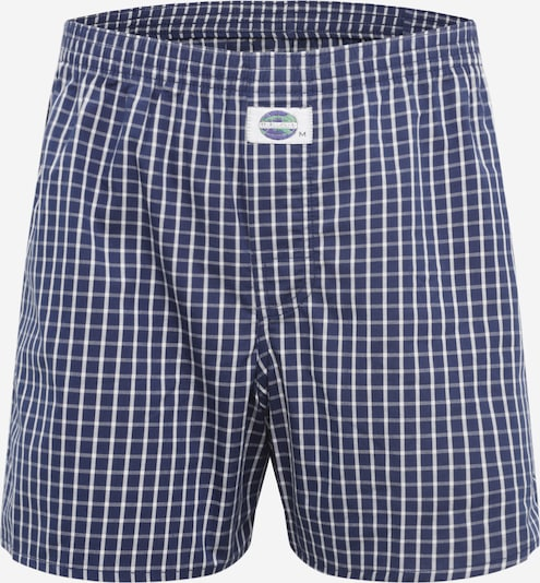 D.E.A.L International Boxershorts check in mischfarben JZKxiTzG