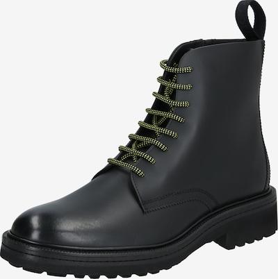 HUGO Stiefel 'Impact_Halb_bo1' in schwarz, Produktansicht