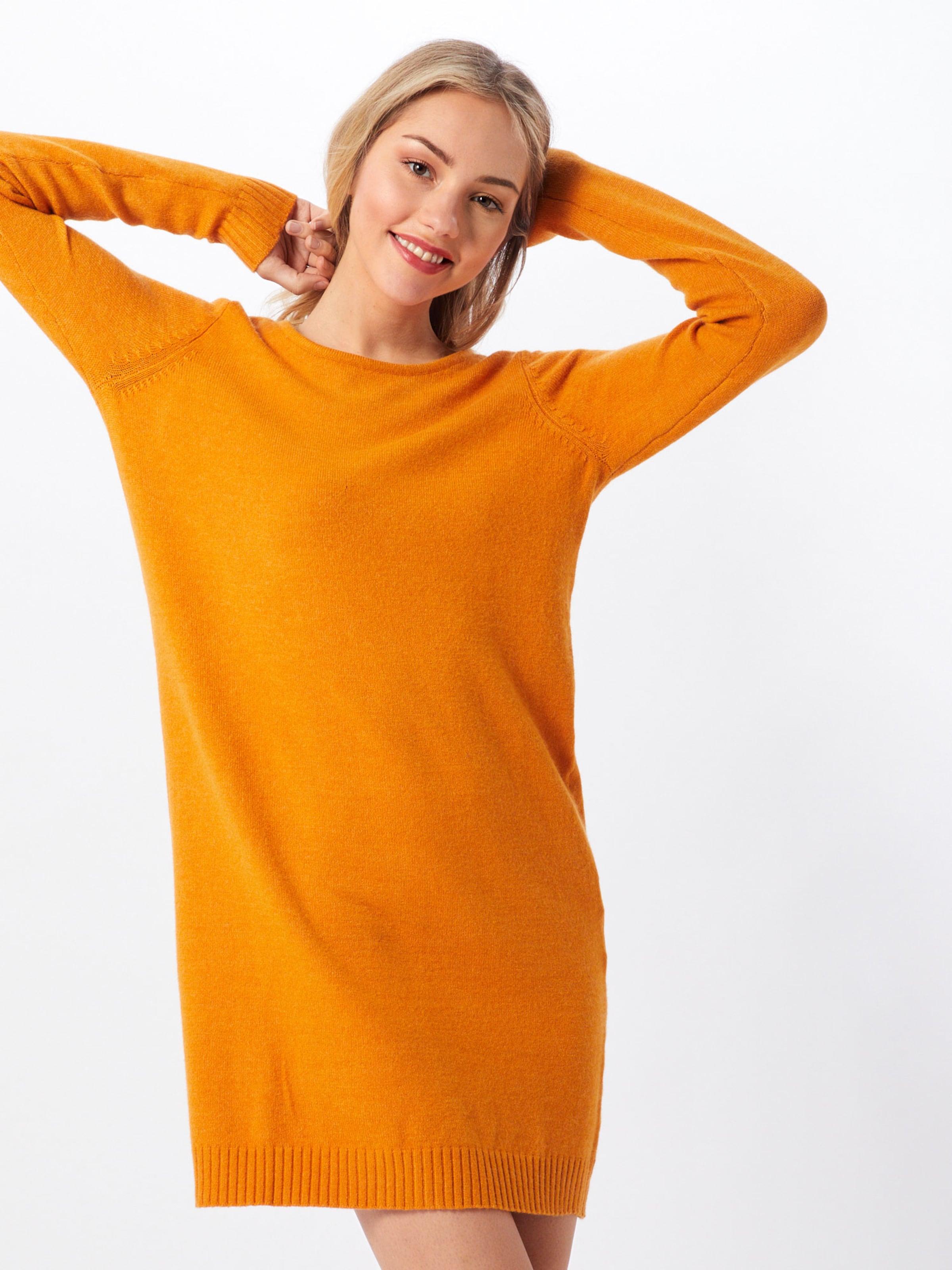 Robes En Vila Vila Maille Orange orCeBWdQx