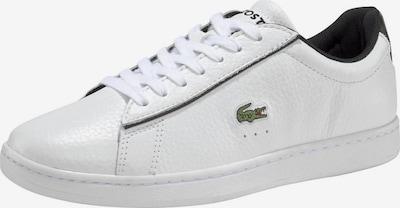 LACOSTE Sneaker 'CARNABY EVO 120 2' in weiß, Produktansicht