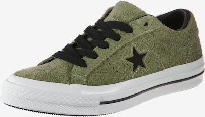 CONVERSE Sneaker in grasgrün, Produktansicht