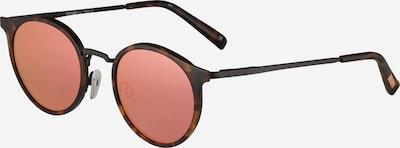 LE SPECS Solglasögon 'Tornado' i brun / korall, Produktvy