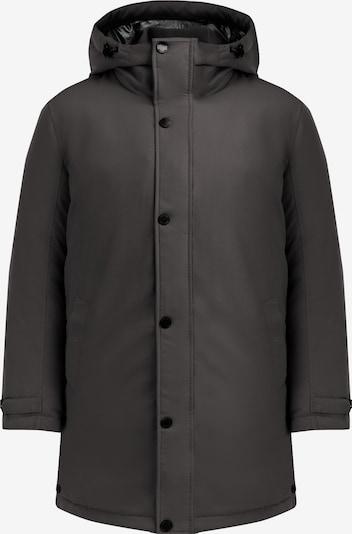Finn Flare Winterjas in de kleur Grijs, Productweergave
