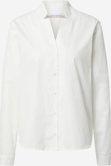 2NDDAY Bluzka 'Think Twice' w kolorze białym: Widok z przodu