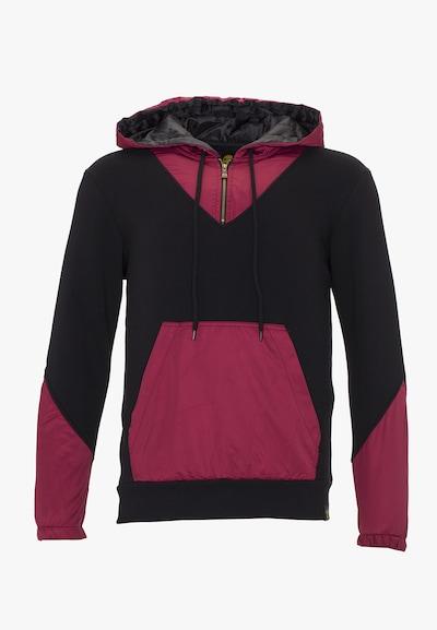 PLUS EIGHTEEN Trui in de kleur Pink / Zwart, Productweergave