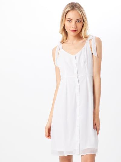 ABOUT YOU Robe 'Arabella' en blanc: Vue de face