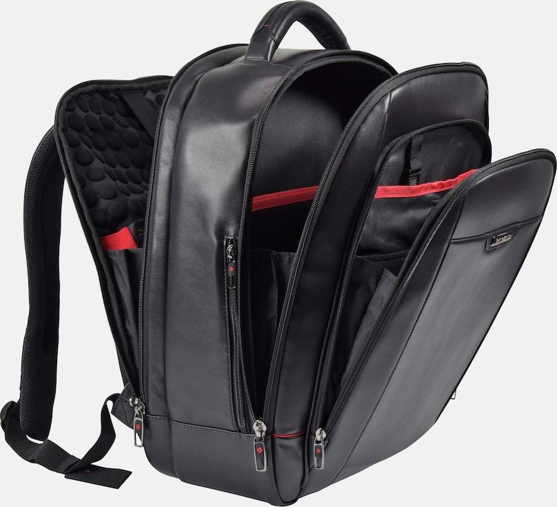 SAMSONITE Pro-DLX 4 LTH Business Rucksack Leder 50 cm Laptopfach