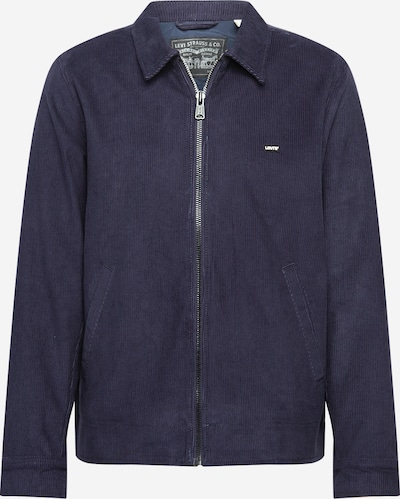 LEVI'S Tussenjas ' Haight Harrington ' in de kleur Marine, Productweergave