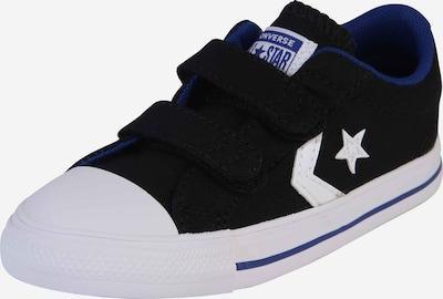 CONVERSE Schuhe in blau / schwarz / weiß, Produktansicht