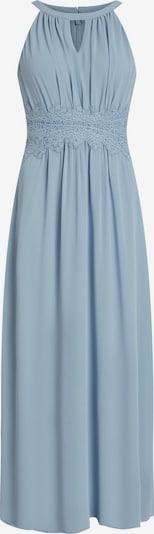 VILA Robe en bleu fumé, Vue avec produit