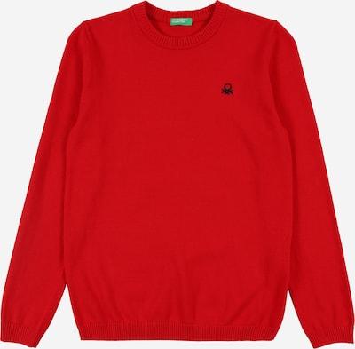 UNITED COLORS OF BENETTON Sweatshirt in rot, Produktansicht