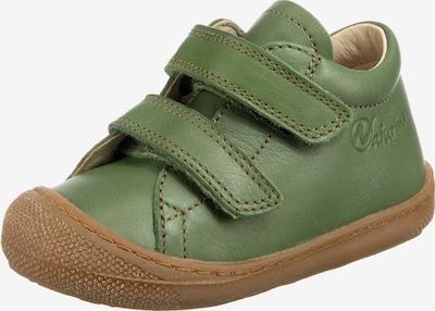NATURINO Lauflernschuhe 'Cocoon VL' in grün, Produktansicht