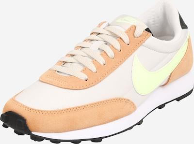 Nike Sportswear Sneakers laag 'Daybreak' in de kleur Pasteelgeel / Pasteloranje / Wit, Productweergave