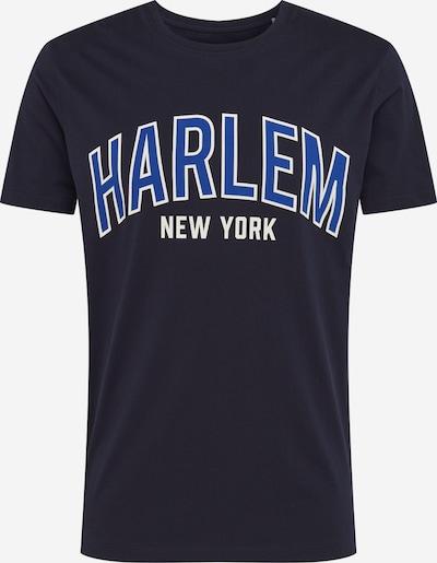 EDC BY ESPRIT Shirt in navy / dunkelblau / grau, Produktansicht