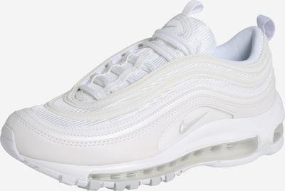 Nike Sportswear Zemie apavi 'Air Max 97' pieejami balts, Preces skats