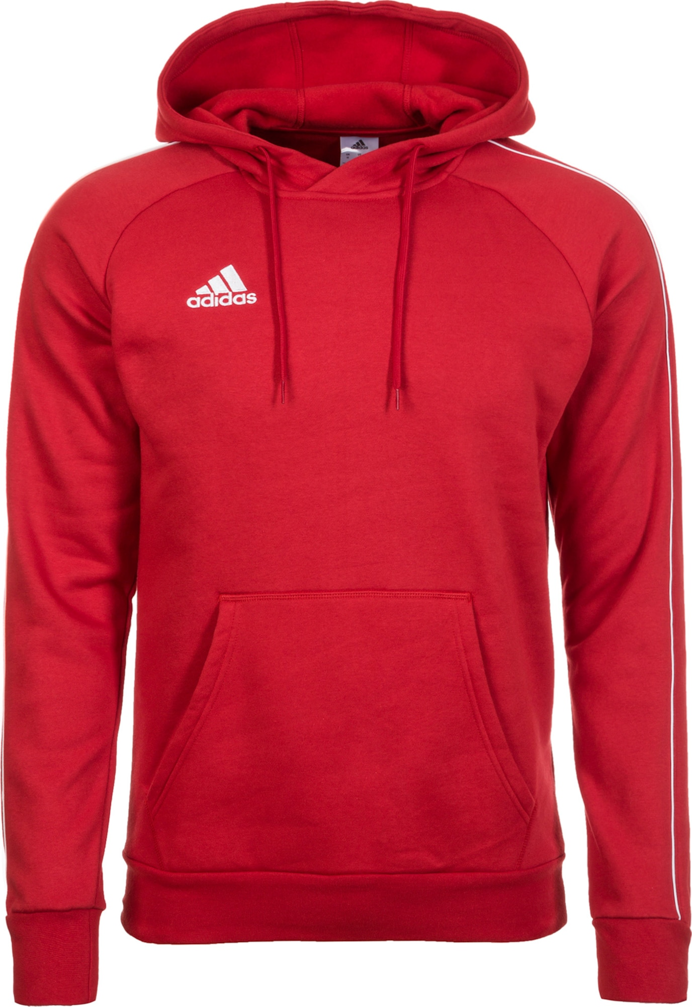 adidas performance 39 core 18 39 kapuzenpullover herren in rot about you. Black Bedroom Furniture Sets. Home Design Ideas