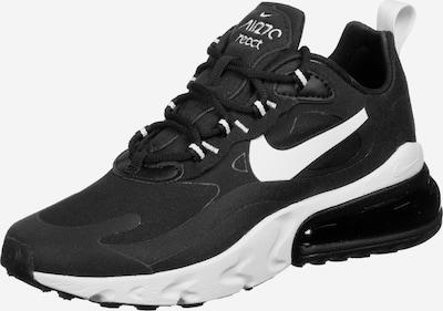 Nike Sportswear Sneakers laag 'Air Max 270 React' in de kleur Zwart / Wit, Productweergave