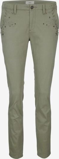 heine Chino in grün, Produktansicht