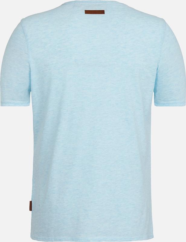 naketano T-Shirt 'Italienischer Hengst VI'