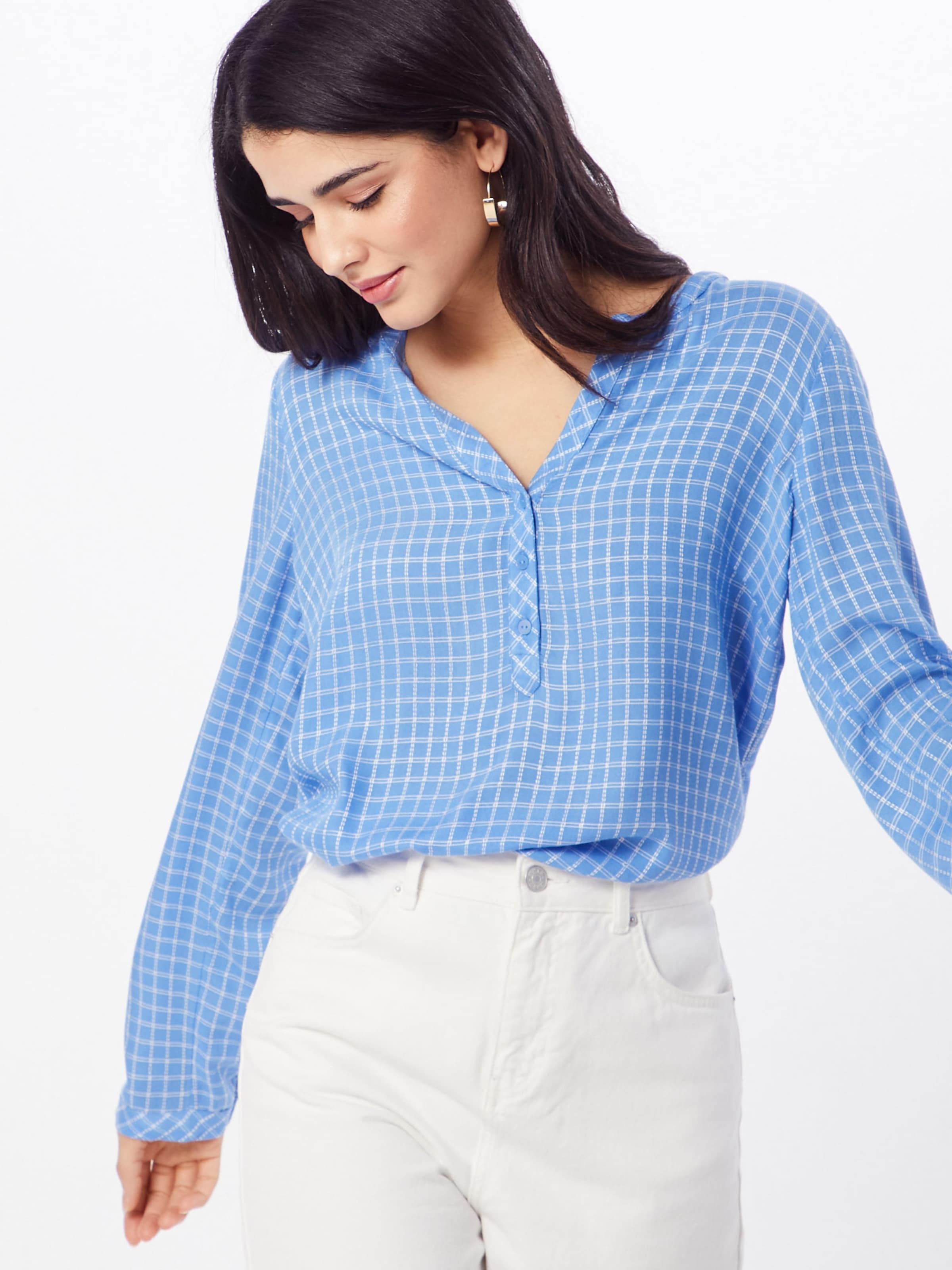 Tailor Tom In Tom Bluse HellblauWeiß Bluse Tailor In vnm0N8wO