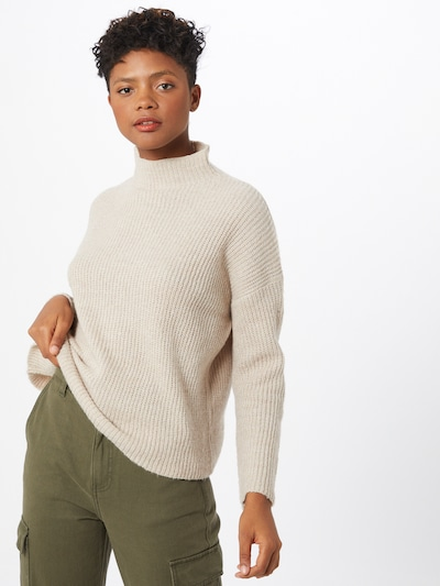 VILA Pullover 'Suril' in kitt, Modelansicht