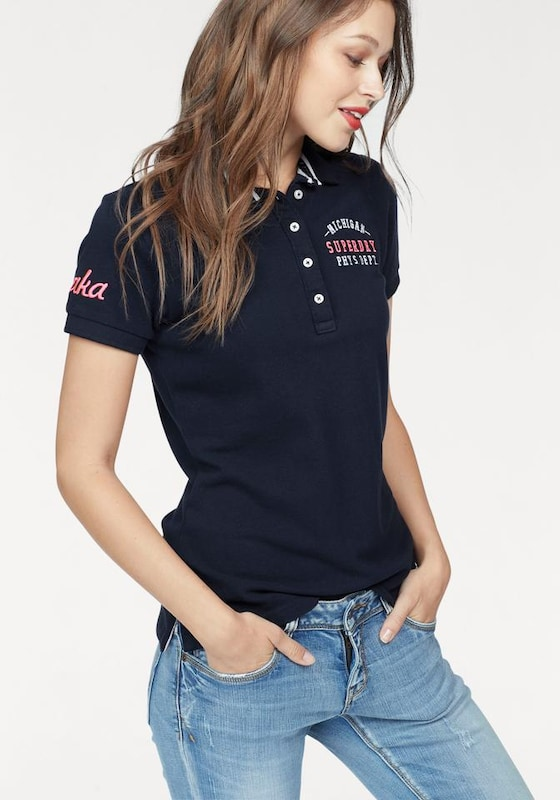 Superdry Poloshirt Applies Polo