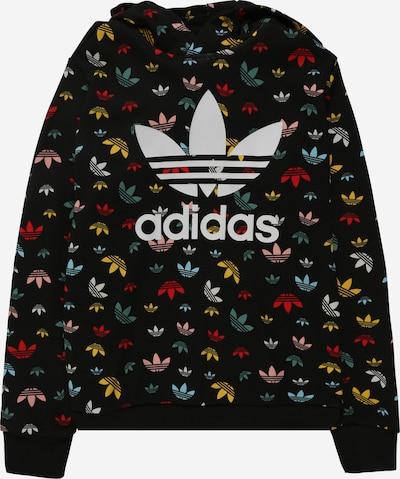 ADIDAS ORIGINALS Sweatshirt 'HOODIE' in mischfarben / schwarz, Produktansicht