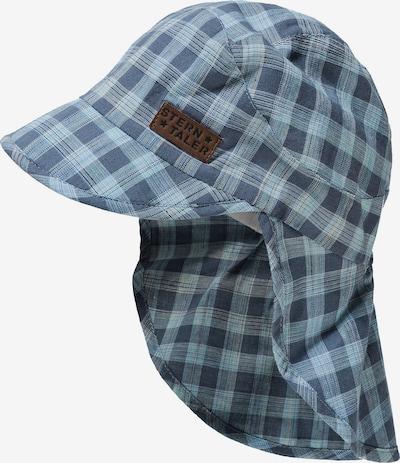 STERNTALER Schirmmütze in hellblau / dunkelblau, Produktansicht
