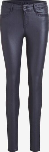 VILA Jeans 'Coated' in de kleur Nachtblauw, Productweergave