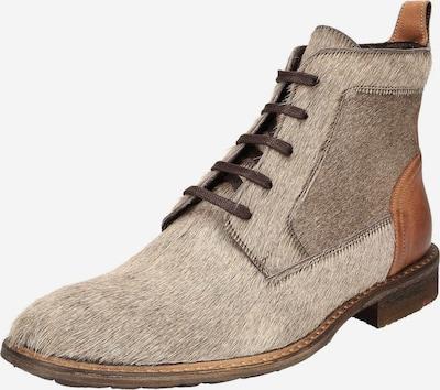 LLOYD Stiefel in braun / grau, Produktansicht