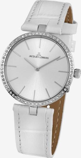 Jacques Lemans Uhr 'Milano, 1-2024G' in weiß, Produktansicht