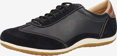 GEOX Sneaker in kobaltblau, Produktansicht