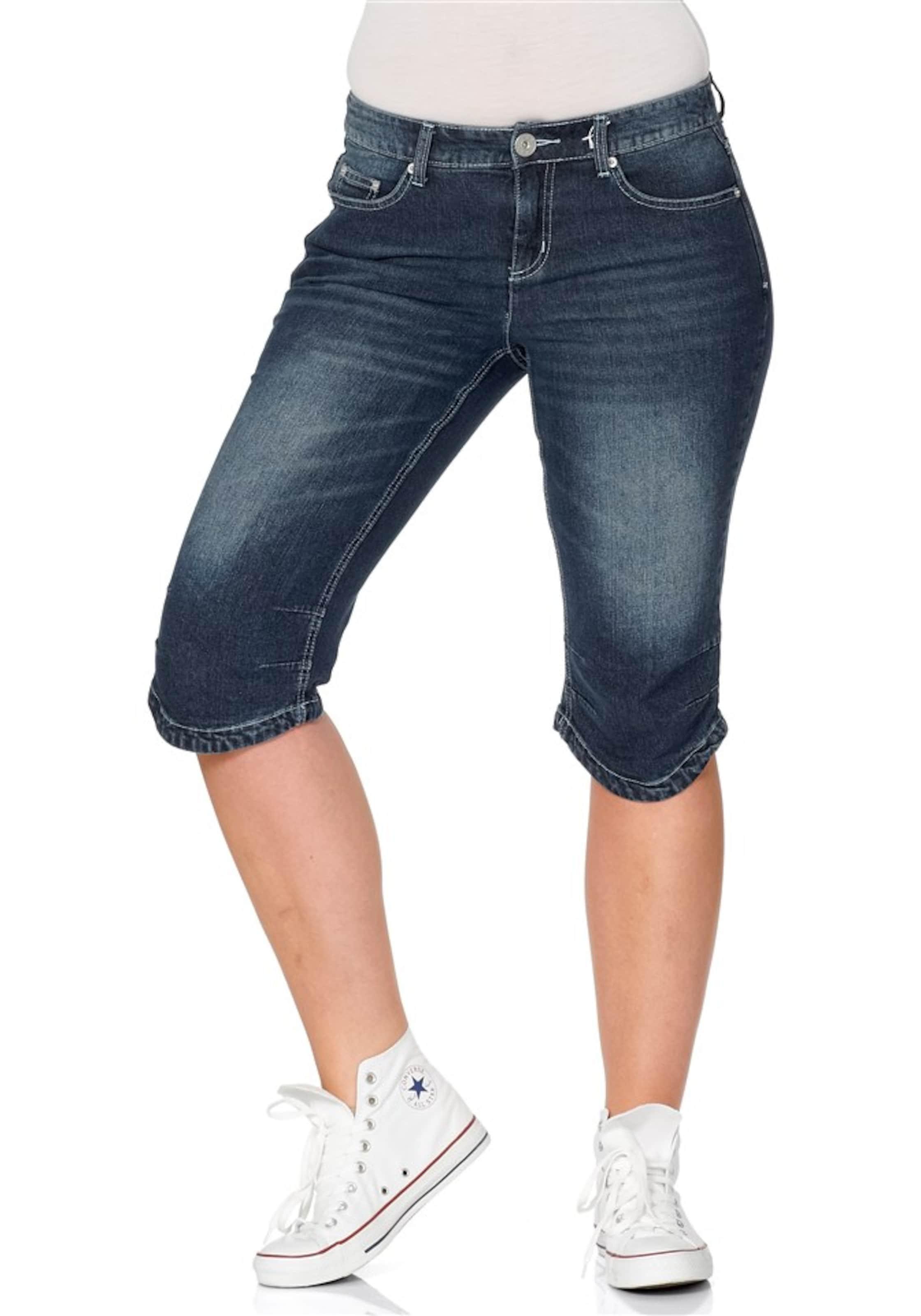Spielraum Mit Kreditkarte sheego denim Denim Capri-Stretch-Jeans Günstig Kaufen Neue Auslass Original jQYdA