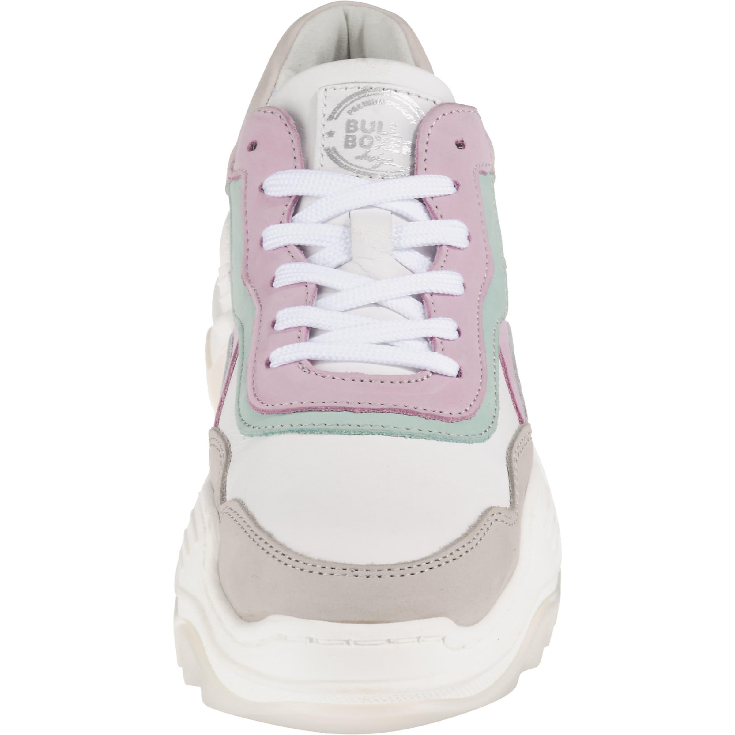Sneakers Bullboxer Pink In Weiß TaupeMint u3F1TJlKc