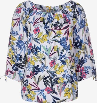 STREET ONE Carmen-Bluse in mischfarben, Produktansicht