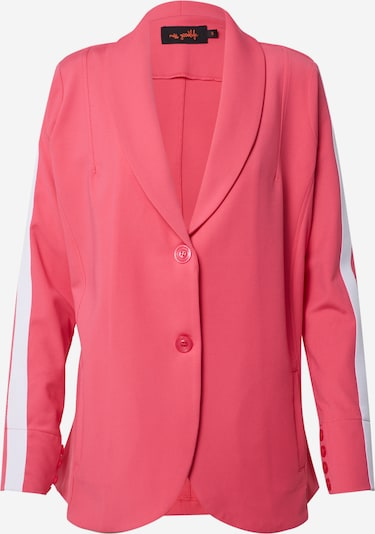 miss goodlife Blazer in pink, Produktansicht
