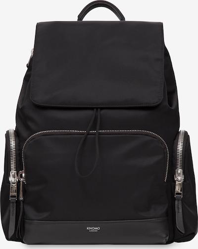 KNOMO Rucksack 'Mayfair Clifford' in schwarz, Produktansicht