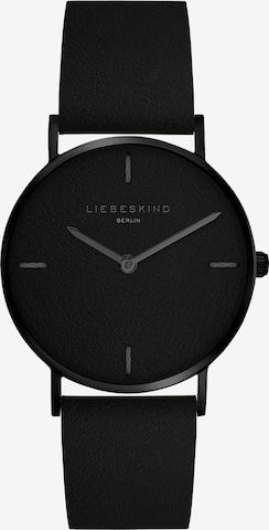 Liebeskind Berlin Analog Watch in Black